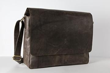 HOLZRICHTER Berlin Messenger Bag