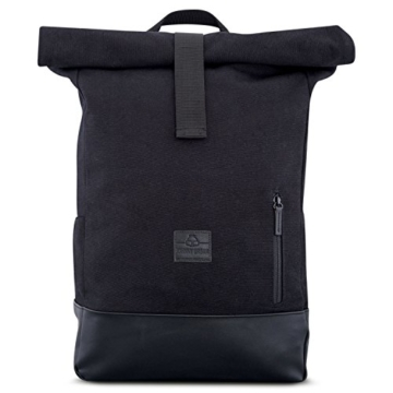 JOHNNY URBAN Roll Top Daypack