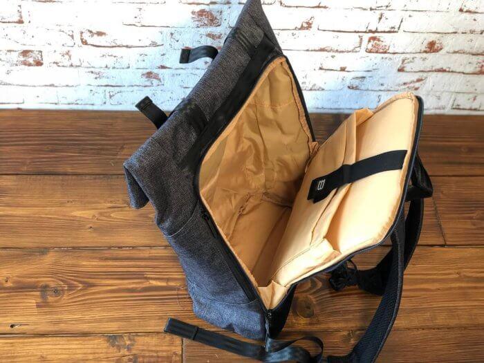 Bagsmart Laptop- und Tabletfach
