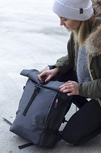 Got Bag Roll-Top Rucksack Kuriertasche Fahrradtasche