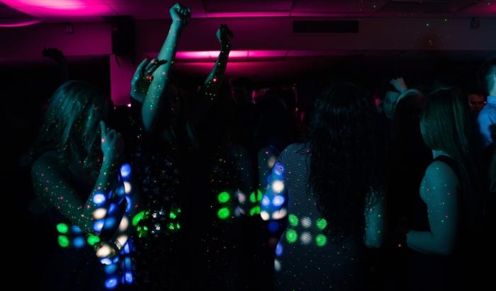 Party Licht - Studentenparty