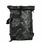 Cai Laptop Rolltop Rucksack Camouflage