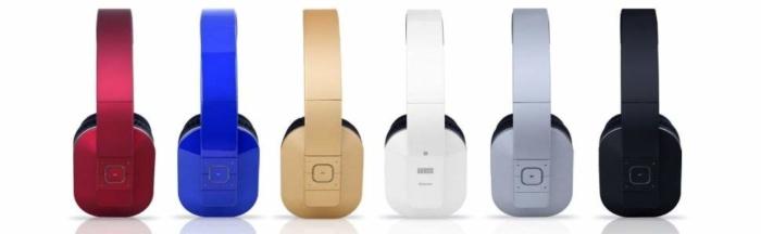 August EP650 Bluetooth Kopfhörer 1