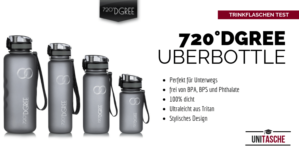 Uni Must Have - 720 DGREE Trinkflasche