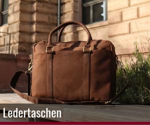 Ledertaschen - perfekte Tasche für die Uni