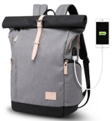 Tocode Laptop Rucksack - Roll Top