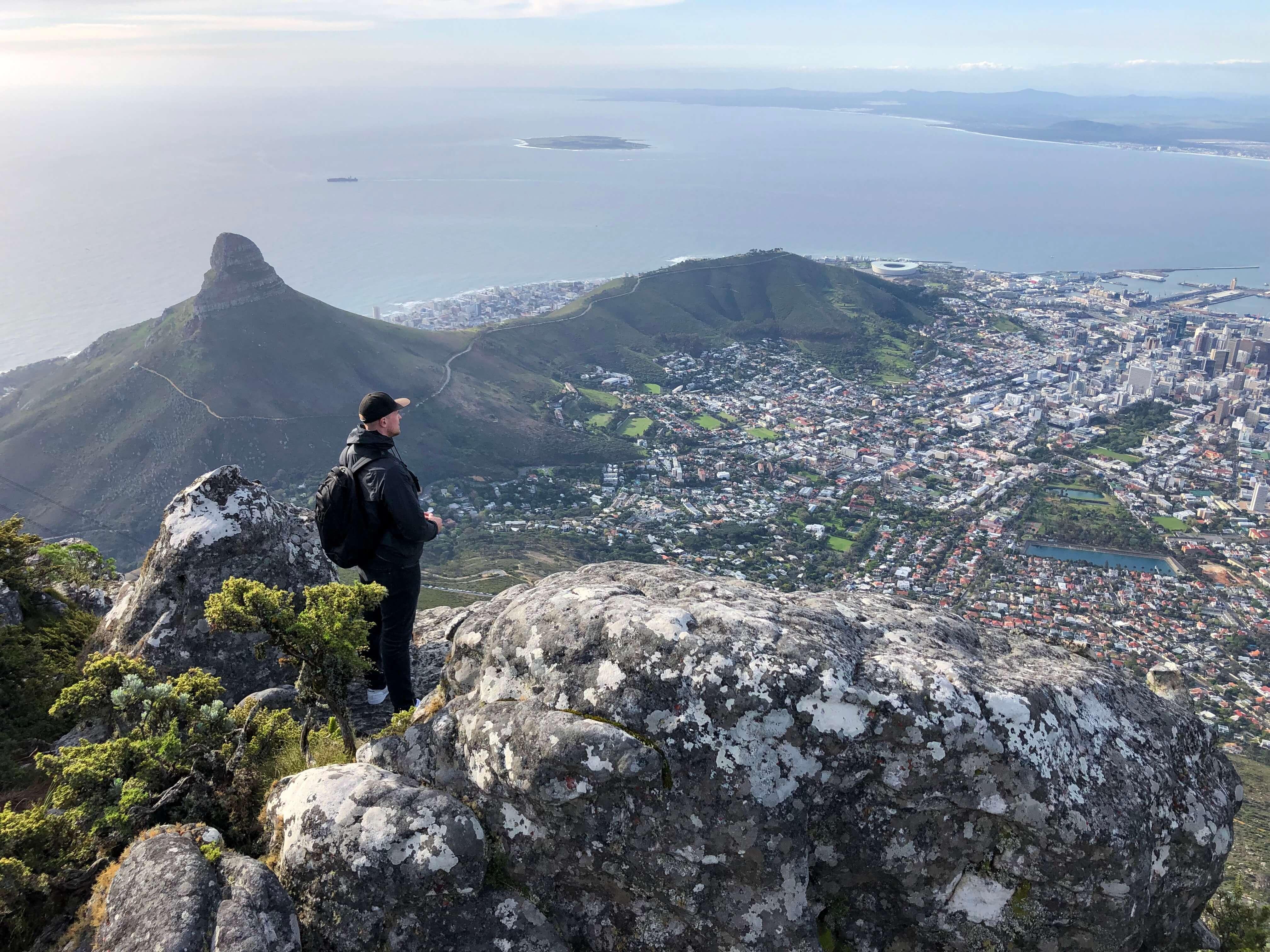 Tagesrucksack Kapstadt