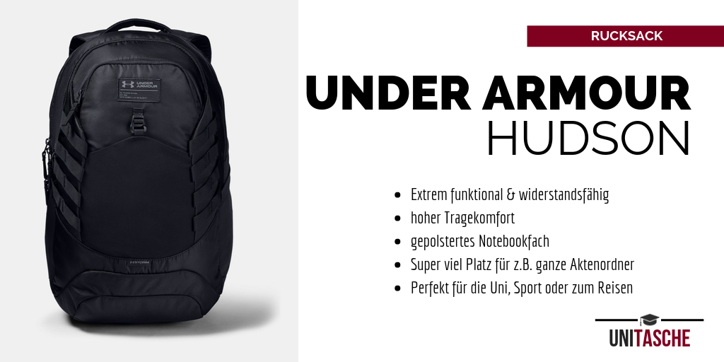 Uni Rucksack Under Armour Hudson