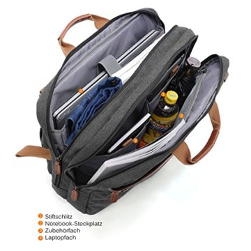 CoolBELL wandelbare Tasche