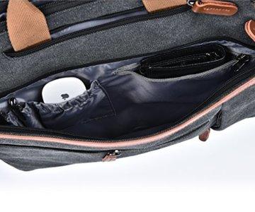 CoolBELL wandelbare Tasche Rucksack