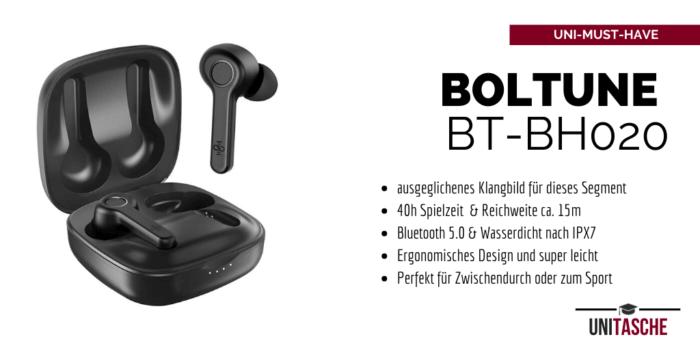 Boltune BT-BH020 Bluetooth Kopfhörer